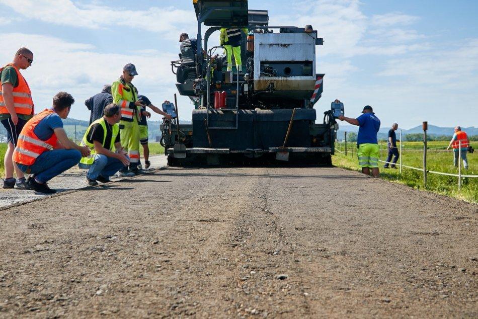Ilustračný obrázok k článku Rekonštrukcia za 3,4 milióna eur: TÚTO cestu zo Zámkov opravia