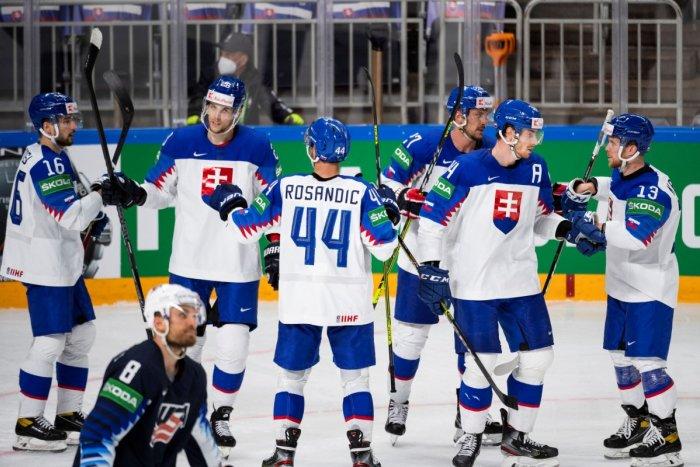 Ilustračný obrázok k článku Sen o medaile sa ROZPLYNUL! Najmladší tím v histórii Slovenska končí vo štvrťfinále, FOTO