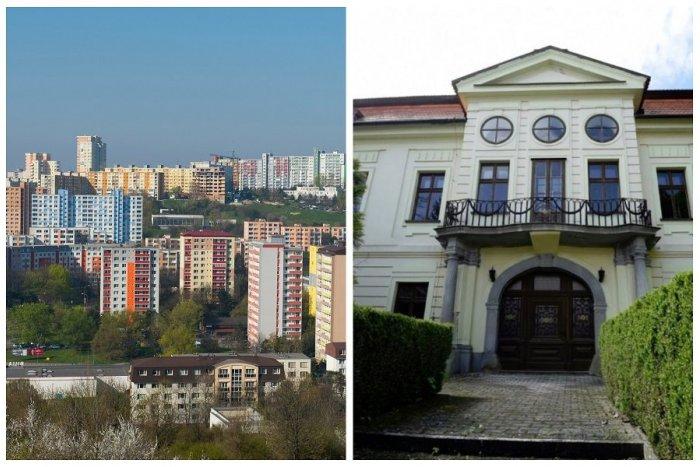 Ilustračný obrázok k článku Bývajte ako šľachtic: Za cenu trojizbáku v Bratislave môžete mať celý kaštieľ!