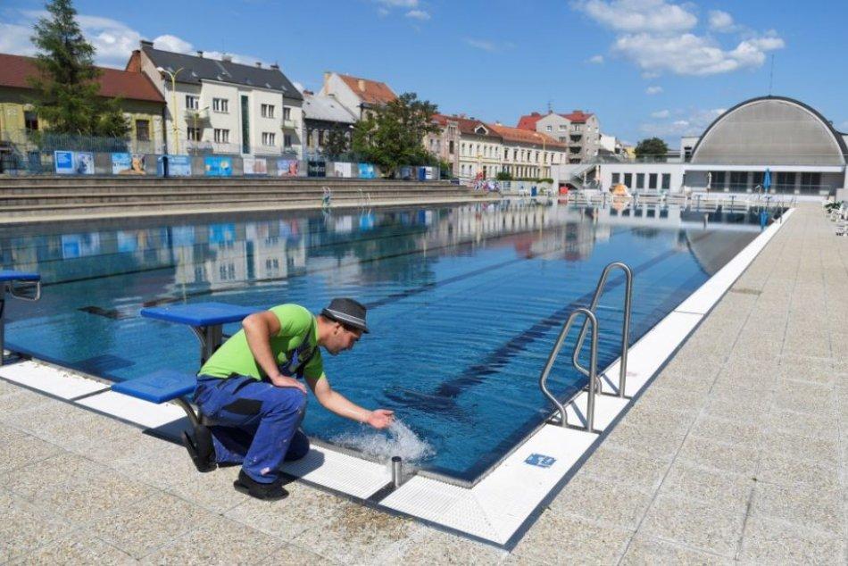 Ilustračný obrázok k článku Košické kúpaliská sú už na letnú sezónu pripravené. Kedy otvoria svoje brány? FOTO