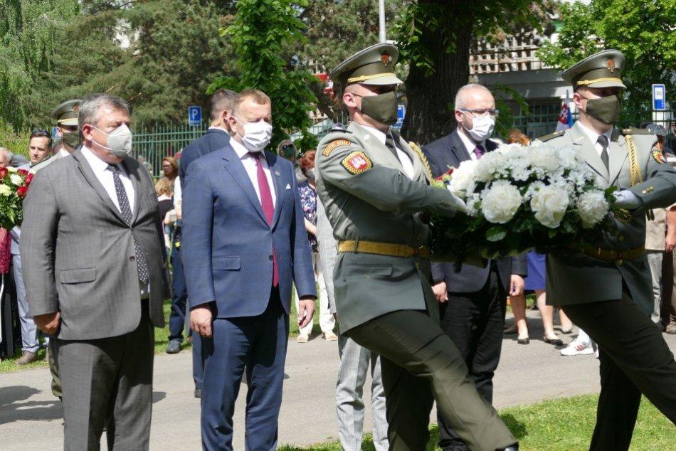 Ilustračný obrázok k článku Kollár v Martine vystúpil s príhovorom: Slováci by sa nemali hanbiť za svoju históriu, FOTO