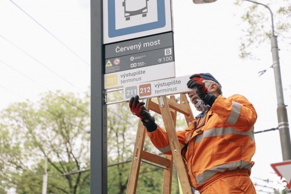 Ilustračný obrázok k článku Lepšia orientácia pri ceste MHD: Na zastávkach postupne pribúdajú novinky