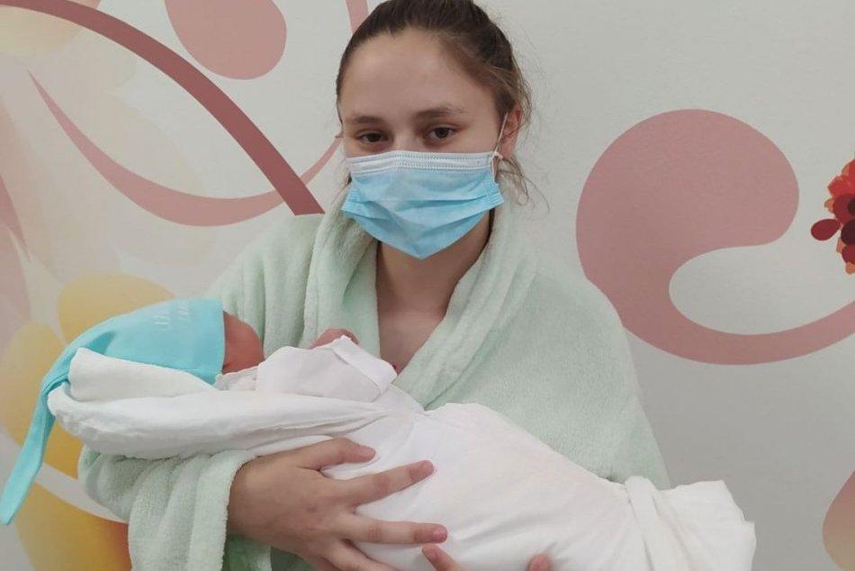 Ilustračný obrázok k článku Vo zvolenskej nemocnici sa narodilo 500. dieťatko: Chlapček dostal krásne meno, FOTO