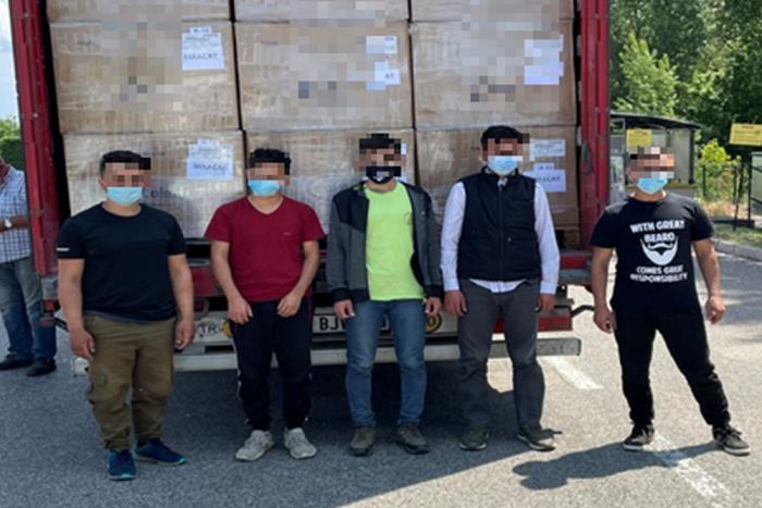 Ilustračný obrázok k článku Prekvapenie v tureckom kamióne: V návese sa ukrývalo 5 cudzincov