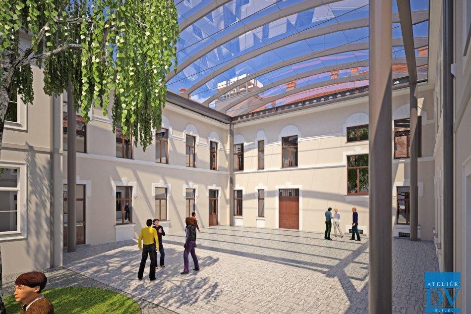 Ilustračný obrázok k článku Práce sa začínajú: Z historickej budovy v Trnave bude Kreatívne centrum