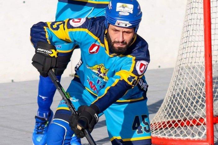 Ilustračný obrázok k článku Smútok v slovenskom športe: Kapitán hokejbalistov zomrel pri tom, čo miloval
