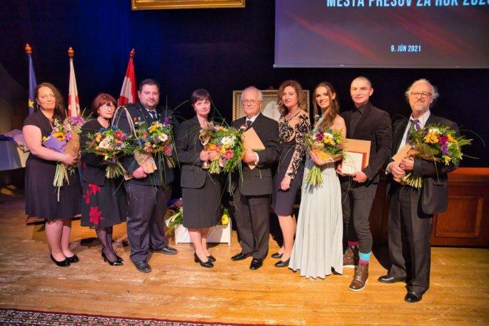 Ilustračný obrázok k článku Ocenenie mesta Prešov si prevzali osobnosti aj spoločnosti: Kto sa stal laureátom?