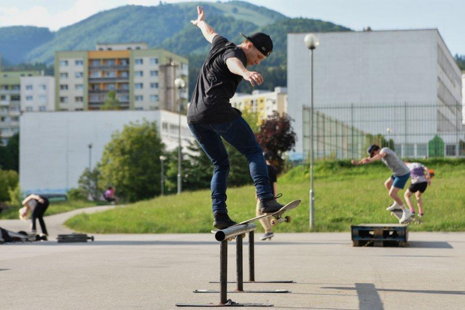Ilustračný obrázok k článku Bystrica chce postaviť nový skatepark: Kde bude zatiaľ dočasný?