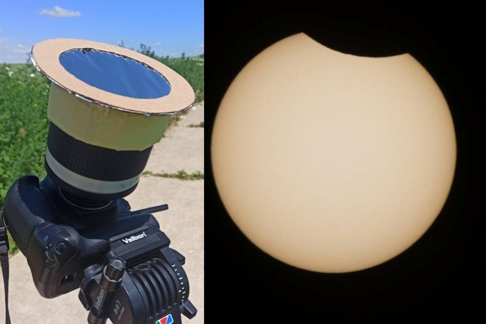 Ilustračný obrázok k článku Aj Nitra sledovala čiastočné zatmenie Slnka: Kedy si ho zopakujeme? FOTO