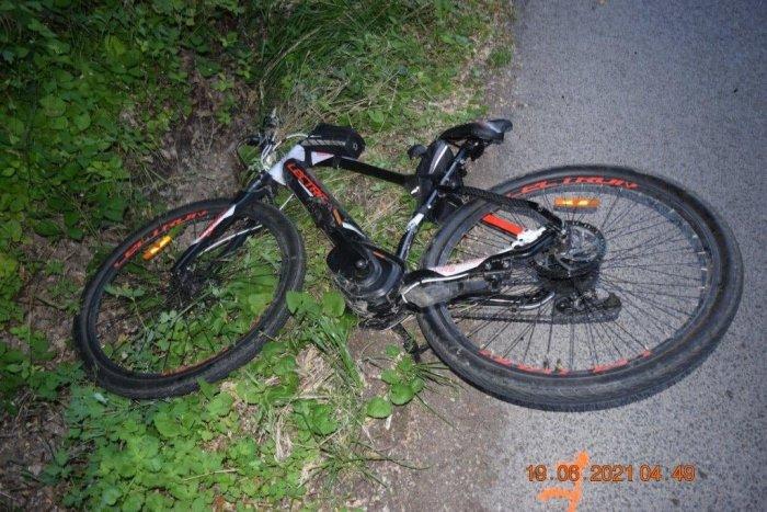 Ilustračný obrázok k článku Tragédia na ceste v Zlatne: Cyklista zrážku neprežil, vodiča vypátrali po hodine! FOTO