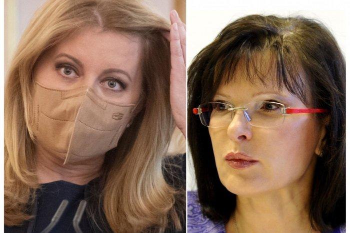 Ilustračný obrázok k článku Čaputová má dnes NARODENINY: Našla si škaredé ODKAZY, naložila jej aj Belousovová!