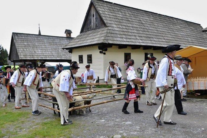Ilustračný obrázok k článku Múzeum liptovskej dediny v Pribyline pripravilo na sobotu hlavný kultúrny program