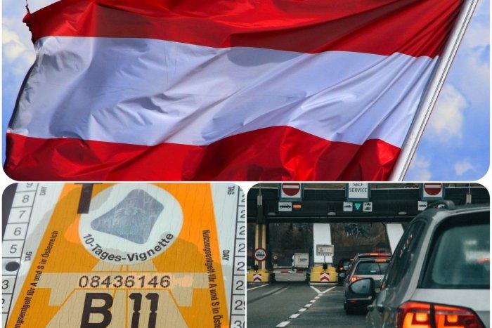Ilustračný obrázok k článku POZOR pri kúpe elektronickej diaľničnej známky v Rakúsku!  Ako predísť mastnej POKUTE?