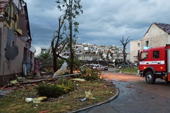 Ilustračný obrázok k článku APOKALYPSA na Morave: Po ničivom tornáde hlásia minimálne 5 obetí