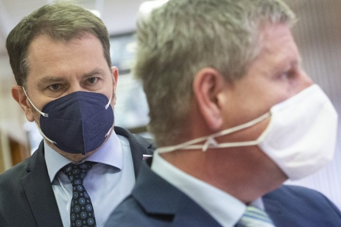 Ilustračný obrázok k článku 41-percentná zaočkovanosť na Slovensku: Matovič našiel vinníka!