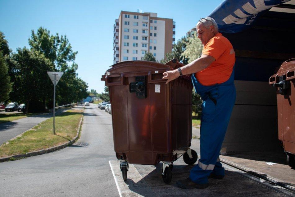 Ilustračný obrázok k článku Handlovčania dostali štartovací balíček na separáciu kuchynského odpadu