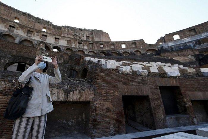 Ilustračný obrázok k článku Taliansko je v bielej zóne: Turistom sa dovolenka výrazne zmení