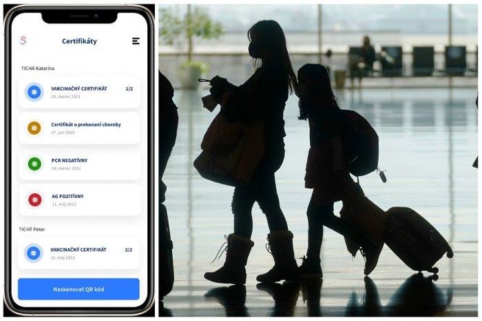 Ilustračný obrázok k článku Cestovanie s COVID pasom: Kde ho získať a kedy bude dostupná aplikácia GreenPass?