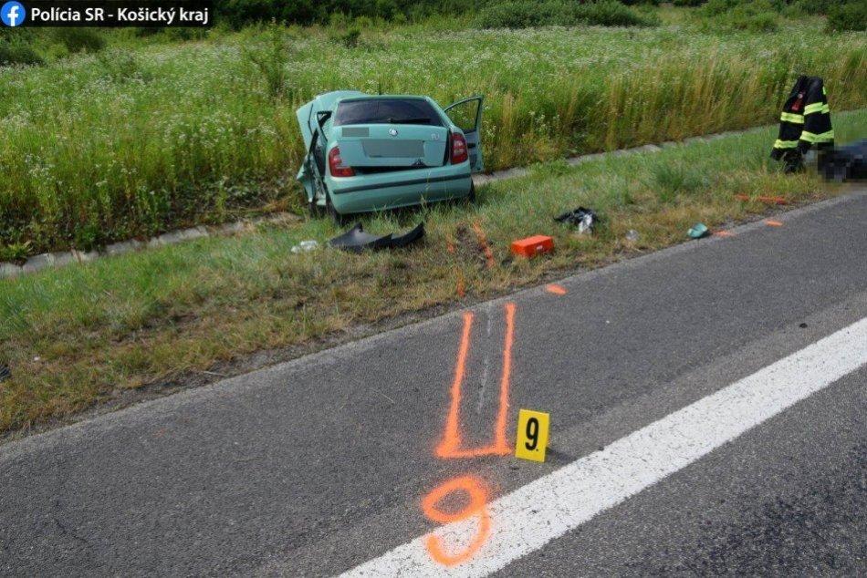 Ilustračný obrázok k článku Nové INFO a ZÁBERY zo smrteľnej nehody pri Rožňave: Čo sa na ceste stalo?