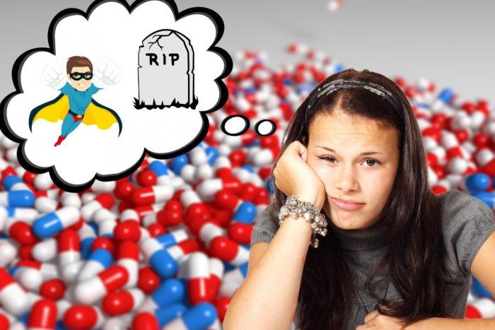 """Ilustračný obrázok k článku Poriadne zákerná HÁDANKA: Získate superschopnosti alebo """"zomriete""""?"""