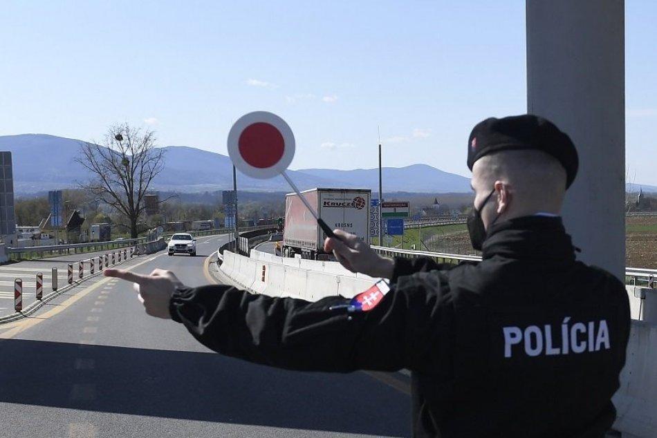 Ilustračný obrázok k článku Nový režim na hraniciach by mal platiť v PONDELOK: Po dvoch týždňoch sa znovu zmení!