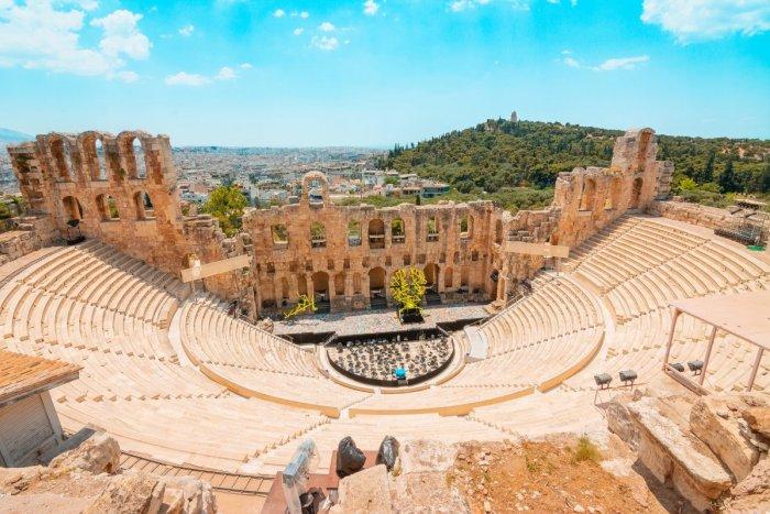 Ilustračný obrázok k článku Grécko sprístupňuje turistom TOP atrakcie: Zaočkovaní si ich užijú viac!