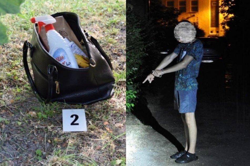 Ilustračný obrázok k článku Dve lúpeže priamo v Šali: Ženu zranili pri krádeži kabelky, muža udierali do tváre