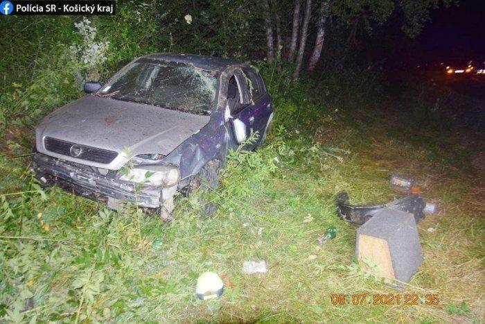 Ilustračný obrázok k článku FOTO z tragickej nehody: Mladíkovi nebolo pomoci, spolujazdkyňa môže hovoriť o zázraku