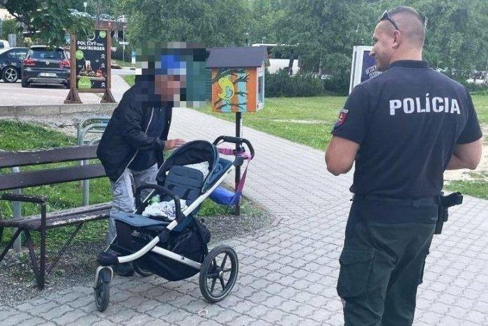 Ilustračný obrázok k článku Skvelá práca policajtov: Nezvestného starčeka vypátrali za necelú hodinu!