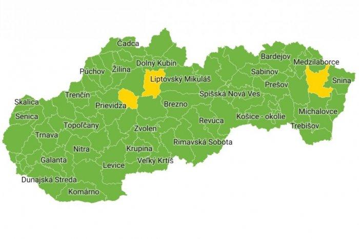 Ilustračný obrázok k článku COVID automat: Slovensko bude od pondelka takmer celé ZELENÉ!