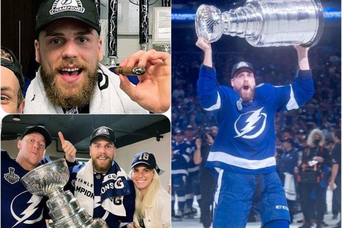 Ilustračný obrázok k článku Černák získal Stanley Cup: Ako 24-ročný dosiahol to, čo ešte žiadny Slovák! FOTO a VIDEO