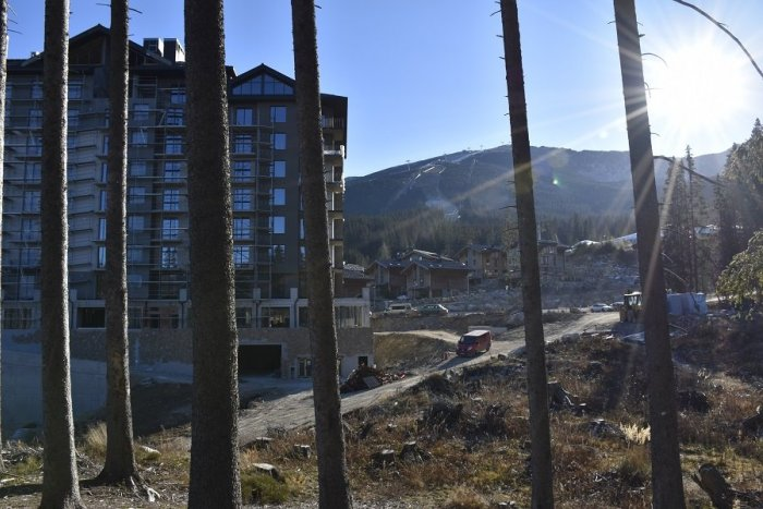 Ilustračný obrázok k článku Výstavba v Demänovskej Doline: Má tu vyrásť šesť apartmánových chát