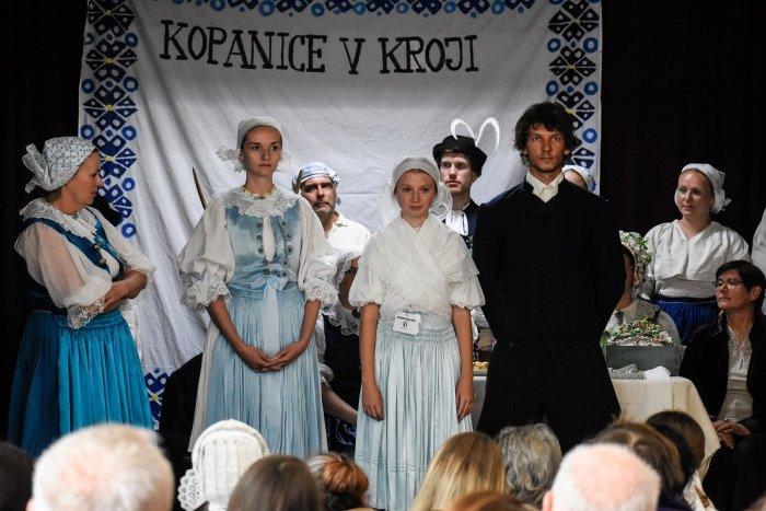 Ilustračný obrázok k článku Festival Kopanice v kroji predstaví folklórne poklady: Bohatý víkendový program