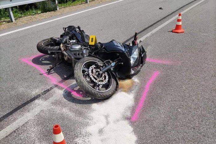 Ilustračný obrázok k článku Tragická nehoda z východu Slovenska na FOTKÁCH: Motorkár neprežil!