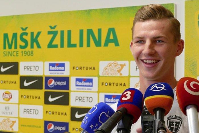 Ilustračný obrázok k článku Najlepší strelec Fortuna ligy opúšťa Žilinu: Odchádza sa mi ťažko, hovorí Kurminowski