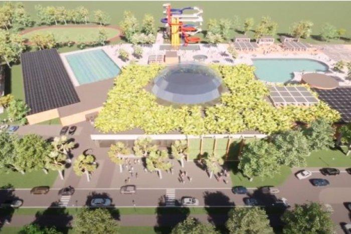 Ilustračný obrázok k článku Črtá sa nový AKVAPARK neďaleko Bratislavy: Vybudovať ho chcú na ZAUJÍMAVOM mieste