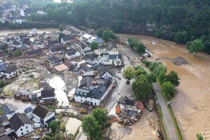 Ilustračný obrázok k článku KATASTROFA v Nemecku: Záplavy na západe krajiny si vyžiadali už 58 obetí
