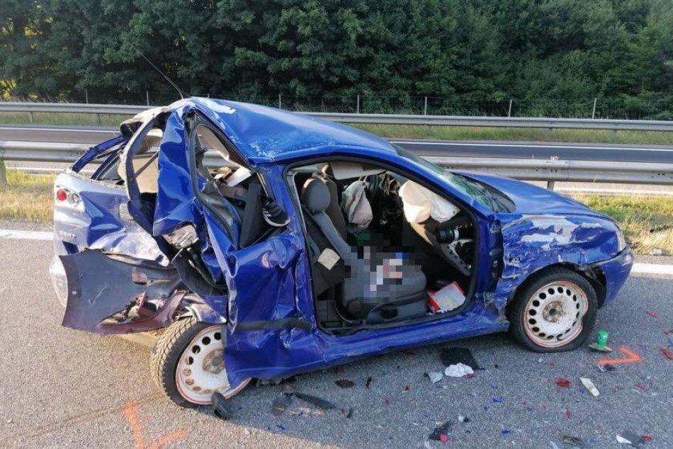 Ilustračný obrázok k článku Vážna nehoda na R1: Rýchlostnú cestu museli uzavrieť! FOTO