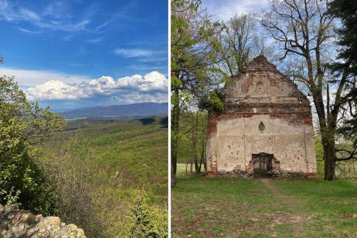 Ilustračný obrázok k článku TIP na výlet v prírode: Tajomná Vrchhora v pohorí Tribeč ožije!