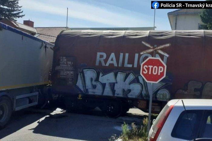 Ilustračný obrázok k článku Tragédia na železnici v Senici: O život prišiel 35-ročný posunovač. Čo sa stalo? FOTO