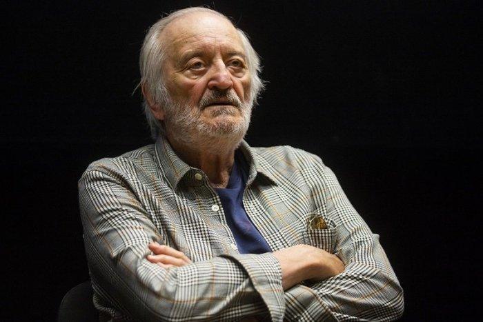 Ilustračný obrázok k článku Slovensko v žiali: Vo veku 81 rokov zomrel Milan Lasica