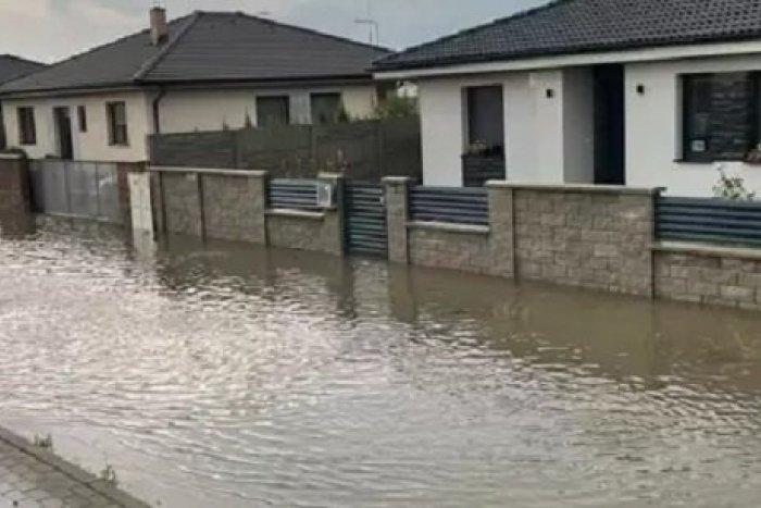 Ilustračný obrázok k článku FOTO: Počasie potrápilo aj Slovensko: Búrky a povodne zaplavili cesty a aj niektoré obce