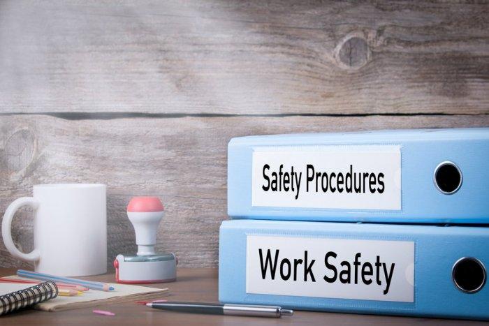 Ilustračný obrázok k článku Len na bezpečnom pracovisku môže byť odvádzaná kvalitná práca