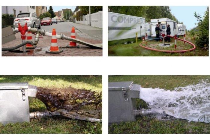 Ilustračný obrázok k článku Obyvatelia Drahoviec získajú opäť nezávadnú pitnú vodu. Obec ako prvá na Slovensku vyčistí potrubia patentovaným ekologickým spôsobom