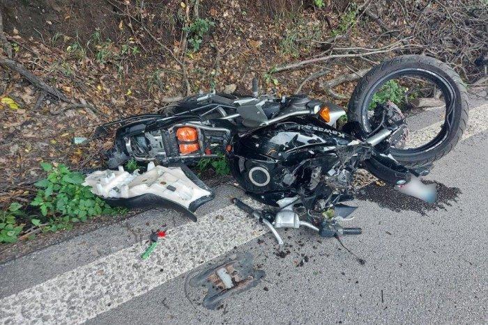 Ilustračný obrázok k článku Ďalšia tragická nehoda motorkára: Mužovi už nedokázali pomôcť, FOTO