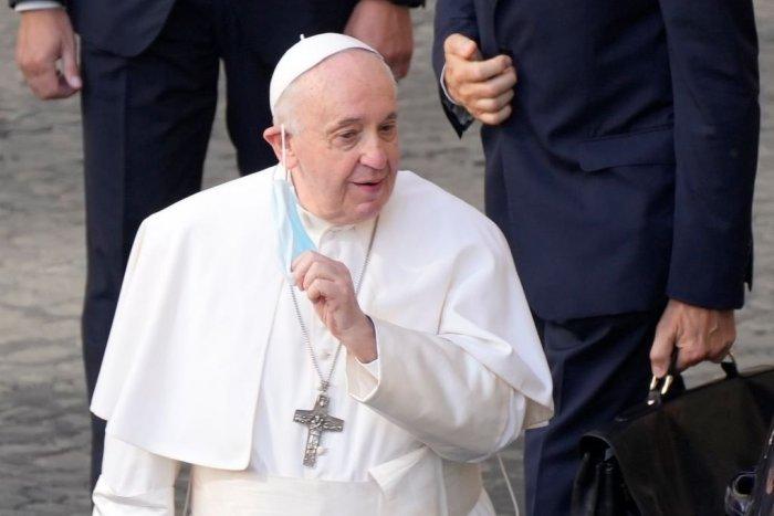 Ilustračný obrázok k článku ZMENA pri návšteve Svätého Otca! S pápežom sa môžu stretnúť aj nezaočkovaní, má to podmienky