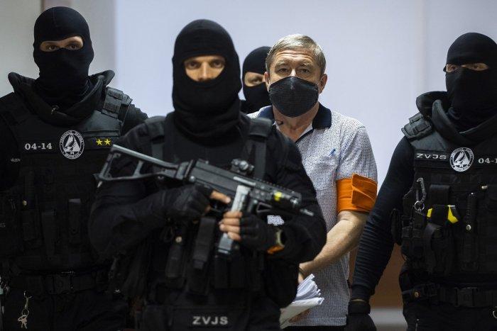 Ilustračný obrázok k článku So sťažnosťou neuspel: Bývalý špeciálny prokurátor Dušan Kováčik zostáva vo väzbe