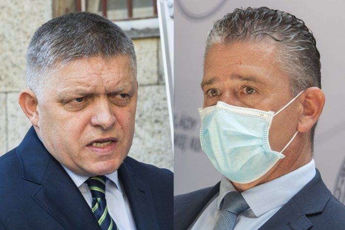 Ilustračný obrázok k článku Smer chce hlavu ministra vnútra: Podá návrh na odvolanie Romana Mikulca