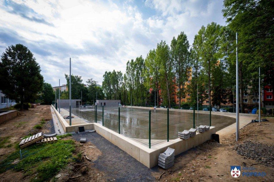 Ilustračný obrázok k článku Výstavba novej ľadovej plochy finišuje: TAKTO vyzerá budúci raj hokejbalistov, FOTO