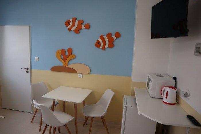 Ilustračný obrázok k článku Detské oddelenie žilinskej nemocnice po novom: Pribudli aj nadštandardné izby